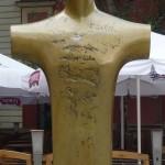 Bonhoeffer-Denkmal in Wroclaw (Breslau)
